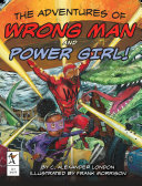 Pdf The Adventures of Wrong Man and Power Girl! Telecharger
