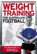 Weight Training for Australian Football