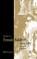 Pdf Fictions of Female Adultery 1684-1890 Telecharger