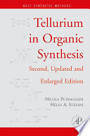 Tellurium in Organic Synthesis