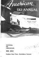 American Ski Annual and Skiing Journal