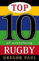 Top 10 of Everything Rugby