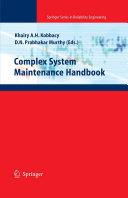 Complex System Maintenance Handbook Pdf/ePub eBook