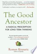 The Good Ancestor Book PDF