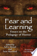 Fear and Learning