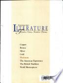Prentice Hall Literature: Tvtt Fifth Edition Student Edition Grade 10 2000c