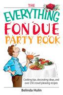 The Everything Fondue Party Book Pdf/ePub eBook
