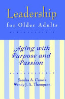 Leadership for Older Adults Book PDF
