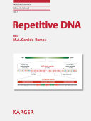 Pdf Repetitive DNA Telecharger
