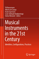 Musical Instruments in the 21st Century Pdf/ePub eBook