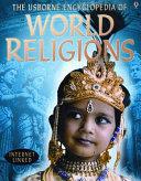 Encyclopedia of World Religions Book