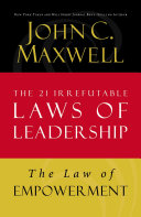 Pdf The Law of Empowerment Telecharger