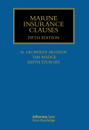 Pdf Marine Insurance Clauses Telecharger