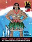 How Tonga Got Its Name Book