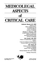Medicolegal Aspects of Critical Care