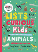 Lists for Curious Kids  Animals