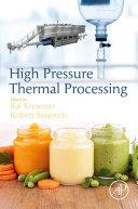 High Pressure Thermal Processing Book