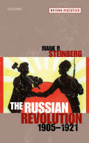 Pdf The Russian Revolution, 1905-1921 Telecharger