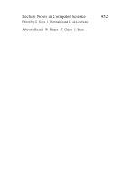 ECOOP  95  Object oriented Programming