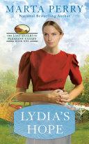 Lydia's Hope Pdf/ePub eBook