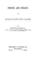 Strong and Steady Book