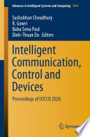 Intelligent Communication  Control and Devices