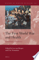 The First World War And Health