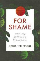 For Shame Book