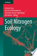 Soil Nitrogen Ecology Book