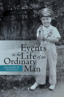 Events in the Life of an Ordinary Man ebook