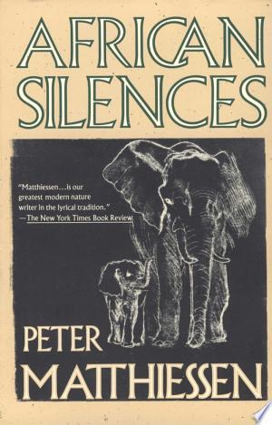 Download African Silences Free Books - Read Books