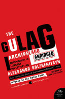 The Gulag Archipelago 1918-1956 Pdf/ePub eBook