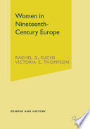 Women in Nineteenth Century Europe