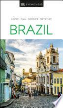 DK Eyewitness Brazil Book