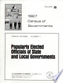 1967 Census Of Governments