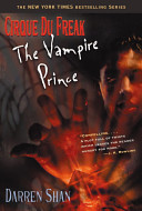 Cirque Du Freak  6  The Vampire Prince