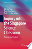 Inquiry into the Singapore Science Classroom Book