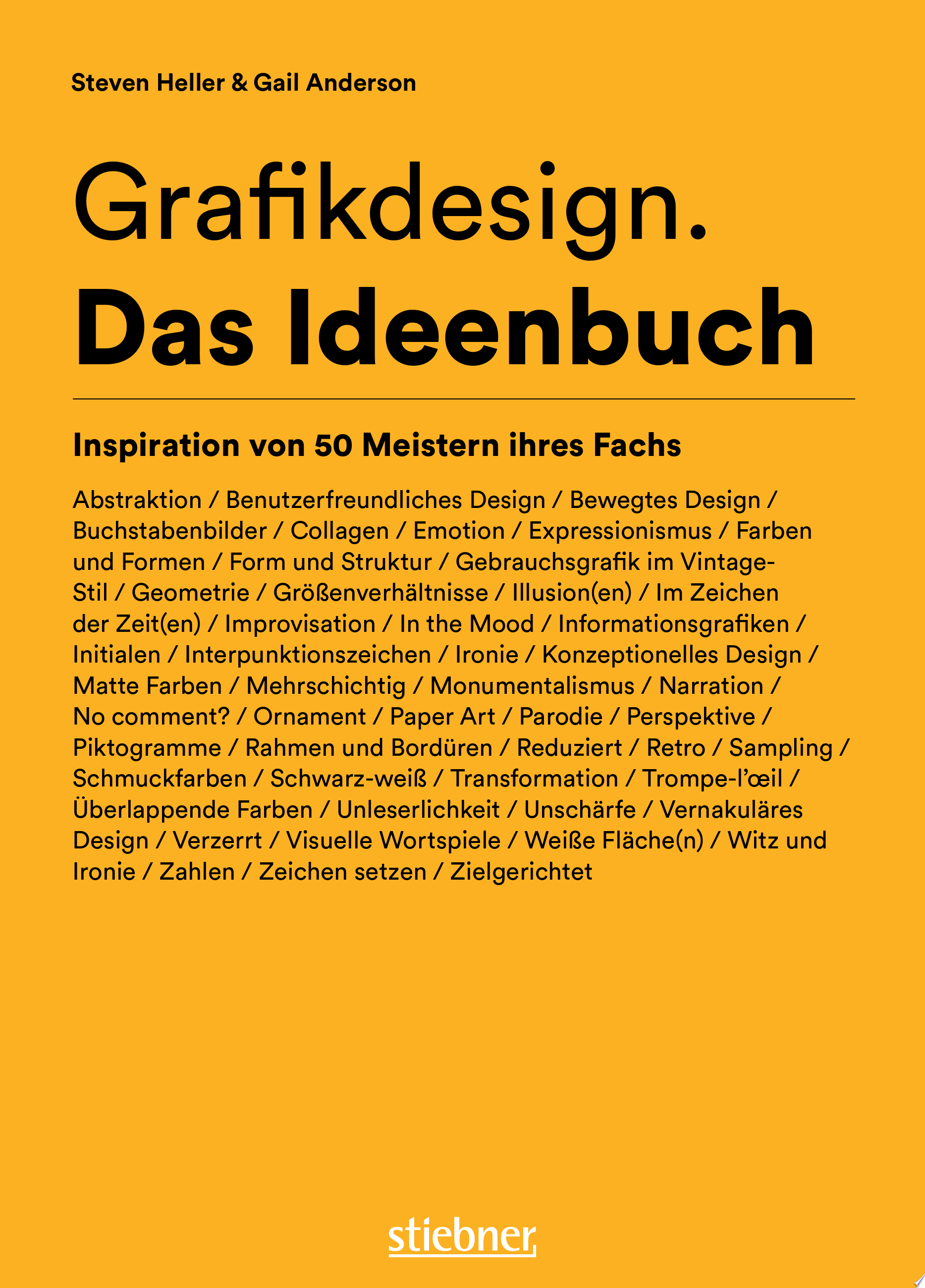 Grafikdesign  Das Ideenbuch
