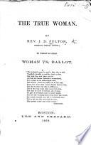 The True Woman Book