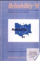 Reliability 91 Book PDF