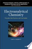Electroanalytical Chemistry