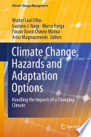 Climate Change  Hazards and Adaptation Options