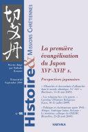 Pdf Histoire et Missions Chrétiennes N-011. La première évangélisation du Japon XVIe-XVIIe s. Perspectives japonaises Telecharger