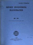 Soviet Inventions Illustrated