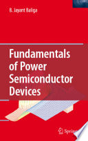 Fundamentals of Power Semiconductor Devices Book