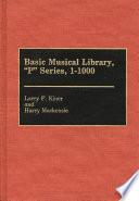 Basic Musical Library,