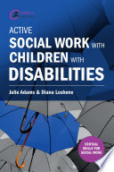 Active Social Work with Children with Disabilities Book