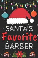 Santa s Favorite Barber