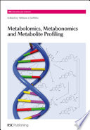 Metabolomics Metabonomics And Metabolite Profiling Book PDF