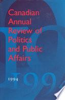 Politics and Public Affairs 1994
